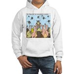 Viking Graduation Hooded Sweatshirt