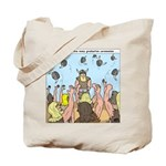 Viking Graduation Tote Bag