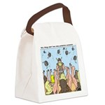 Viking Graduation Canvas Lunch Bag