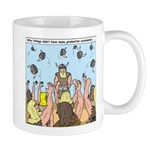Viking Graduation Mug