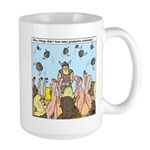 Viking Graduation Large Mug