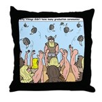Viking Graduation Throw Pillow