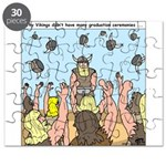 Viking Graduation Puzzle