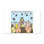 Viking Graduation 20x12 Wall Decal