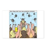 Viking Graduation Postcards (Package of 8)