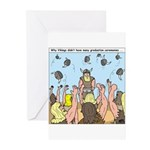 Viking Graduation Greeting Cards (Pk of 10)