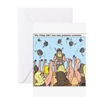 Viking Graduation Greeting Card
