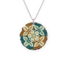 TEAL & TERRA TILE Necklace