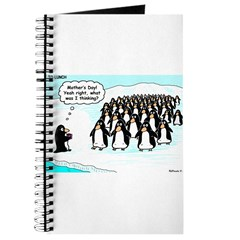 Penguin Mothers Day Journal