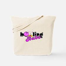 Bowling Babe Tote Bag