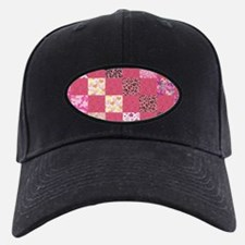 BOHO PATCHWORK Baseball Hat