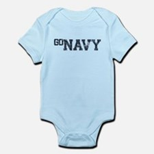 go NAVY Body Suit