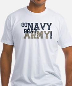 go NAVY beat ARMY T-Shirt