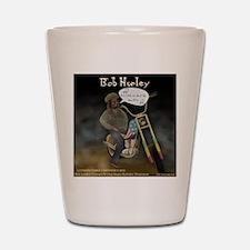 Bob Harley Reggae Shot Glass