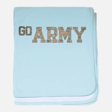go ARMY baby blanket