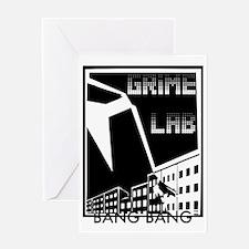 Grime Lab Greeting Card