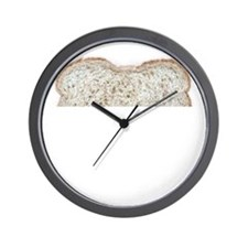 Bread Toast Wall Clock