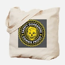 Zombie Proof Tote Bag