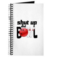 Shut Up and Bowl Journal