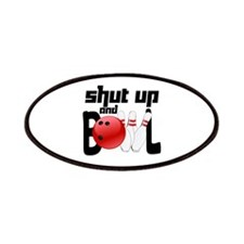 Shut Up and Bowl Patches