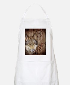 rustic western country native dream catcher  Apron