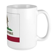 California Republic Bigfoot Mugs