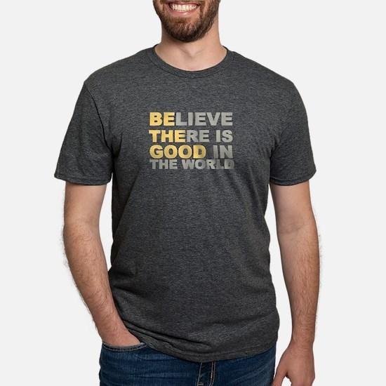 Cute Good quotes Mens Tri-blend T-Shirt