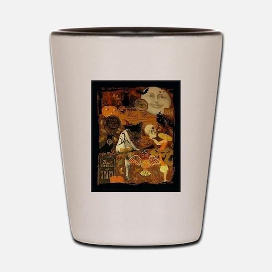 Witch's Stew Shot Glass