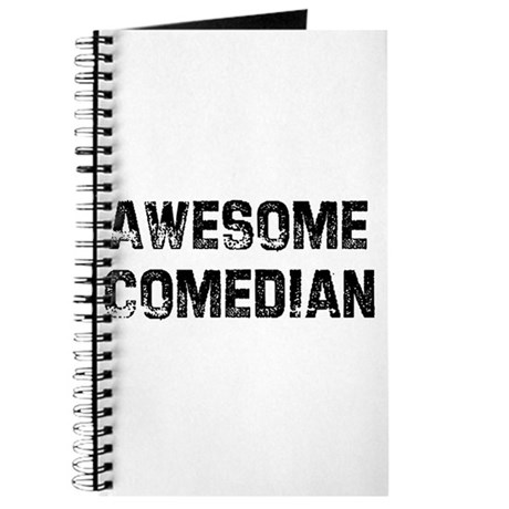 Awesome Comedian Journal