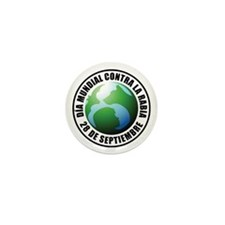 Spanish-Forever-Print.png Mini Button (100 pack)