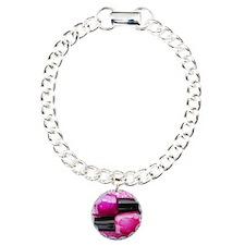 Pink Nail Polish Bracelet