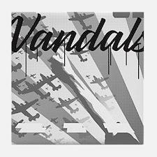 Vandals Propaganda Tile Coaster