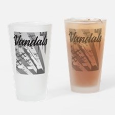Vandals Propaganda Drinking Glass