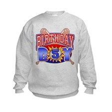 Baseball 5th Birthday Sweatshirt
