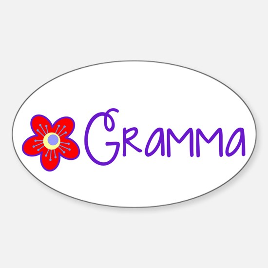 My Fun Gramma Decal