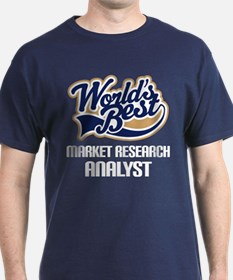 Market Research Analyst T-Shirt