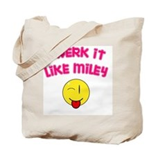 Twerking Tote Bag