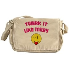 Twerking Messenger Bag