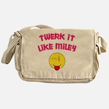Twerking Messenger Bag