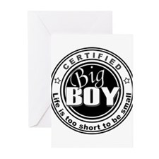 Unique Hunks Greeting Cards (Pk of 10)