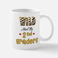 Wild About my 2nd Graders Mug