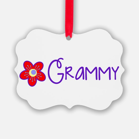My Fun Grammy Ornament