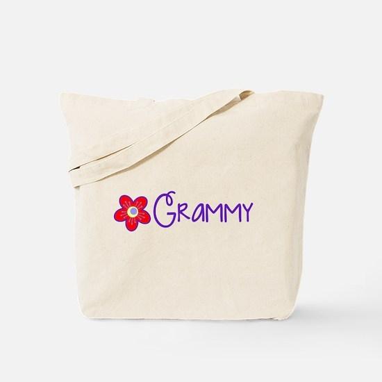 My Fun Grammy Tote Bag
