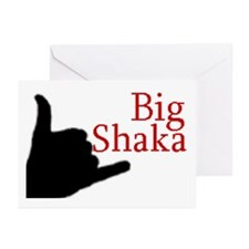 Big Shaka Greeting Cards (Pk of 10)