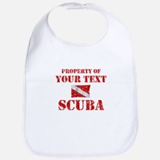 Personalized Scuba Bib