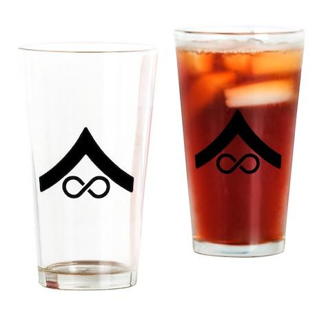 Lance-Finity Drinking Glass