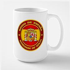 Spain Medallion Mugs