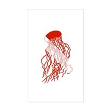 Jellyfish Diver Decal