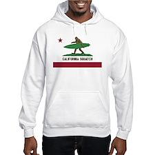 California Squatch Hoodie