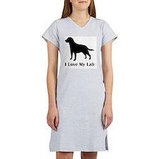 Lab Love Women's Nightshirt
